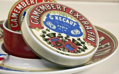 Baked Camembert made easy