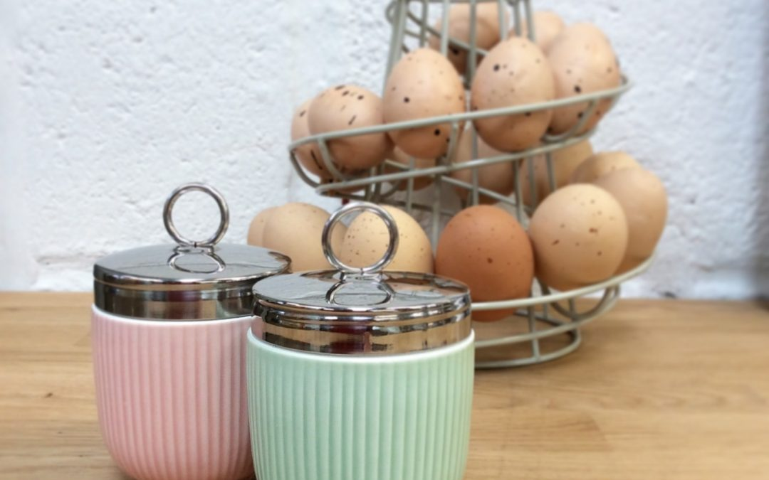Coddling Eggs and Egg Coddlers